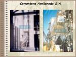 cementera avellaneda s a11