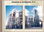 cementera avellaneda s a26