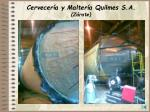 cervecer a y malter a quilmes s a z rate70