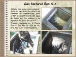 gas natural ban s a86