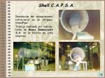shell c a p s a114