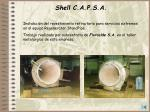 shell c a p s a116