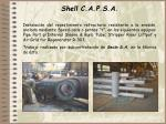shell c a p s a117
