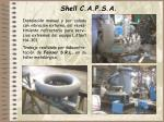 shell c a p s a120