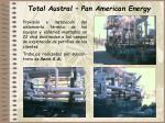 total austral pan american energy