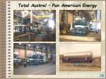 total austral pan american energy125
