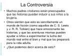 la controversia1