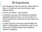mi experiencia1