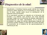 diagnostico de la edad7