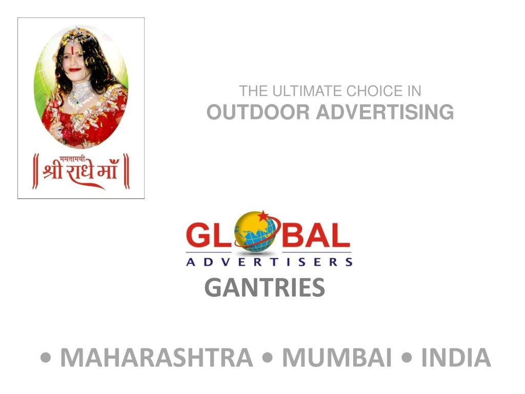 gantries maharashtra mumbai india l.