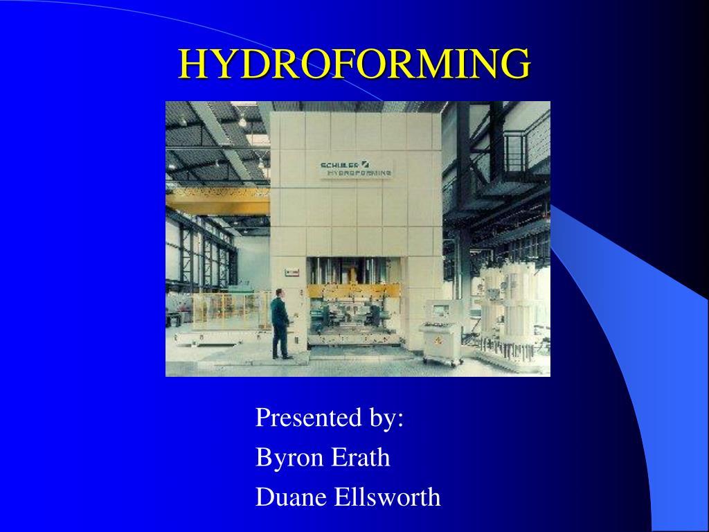 hydroforming l.