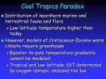 cool tropics paradox22