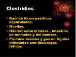 clostridios