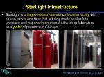 starlight infrastructure