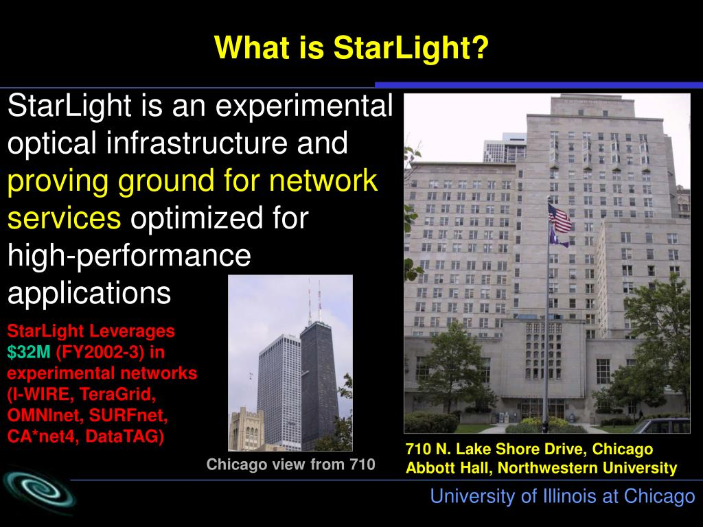 What is StarLight?