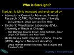 who is starlight