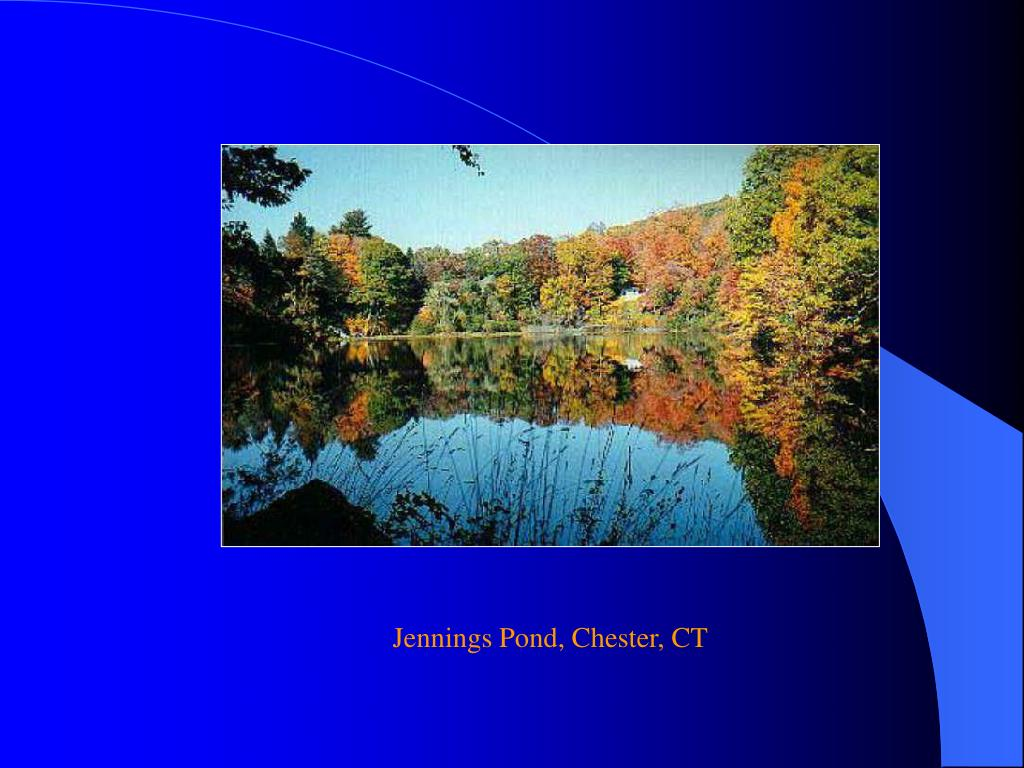 Jennings Pond, Chester, CT