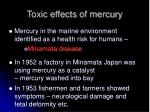 toxic effects of mercury25