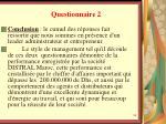 questionnaire 21