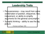 leadership traits19