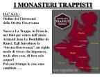 i monasteri trappisti