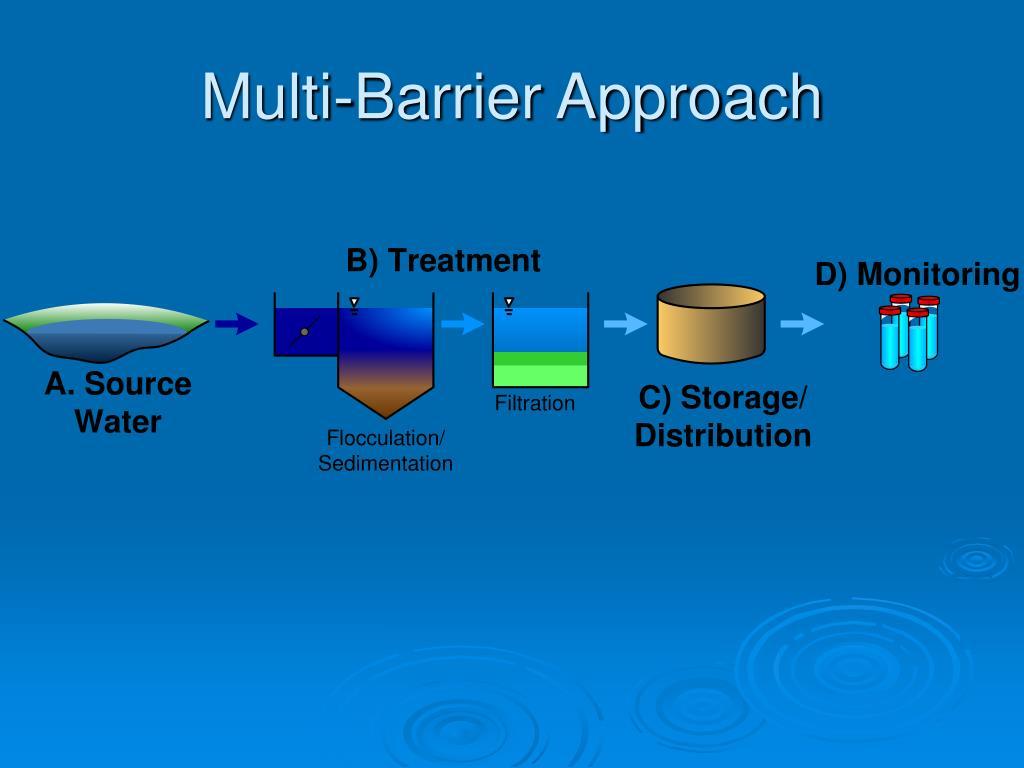 Multi-Barrier Approach