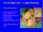 pancreatic carcinoma