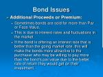 bond issues8