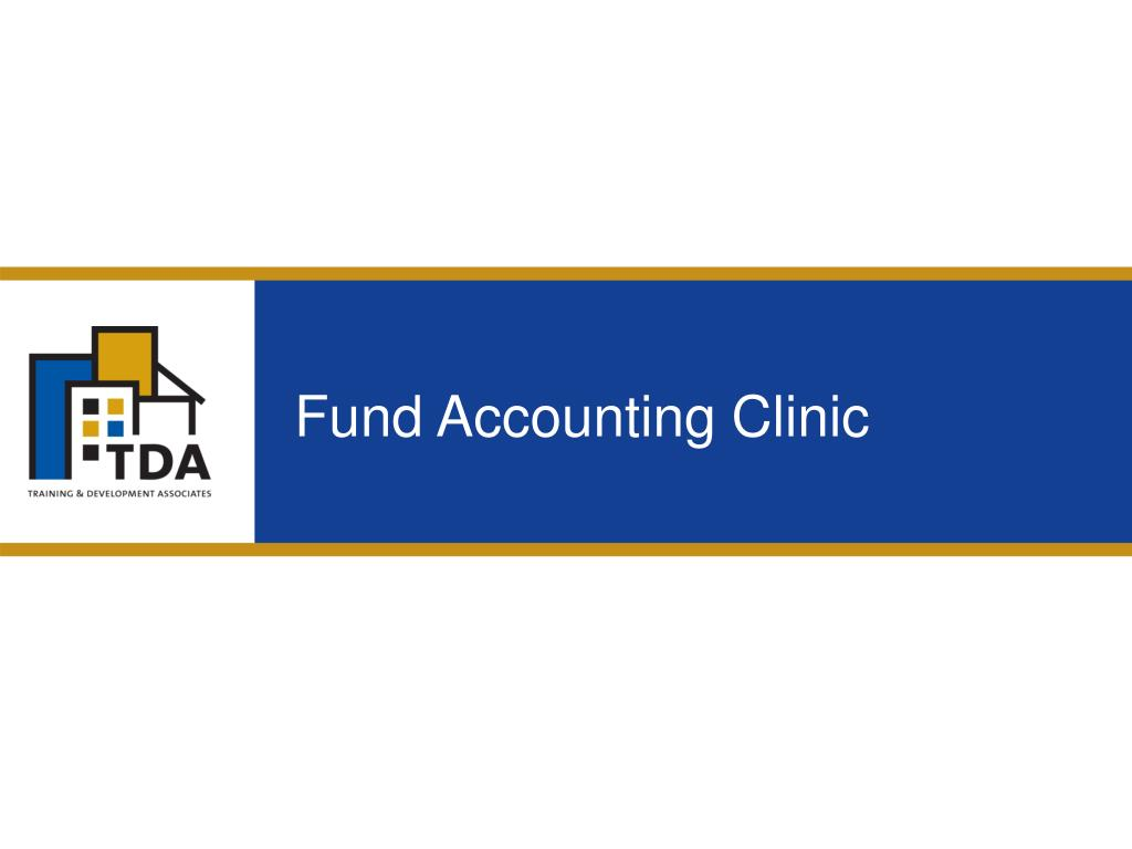 fund accounting clinic l.