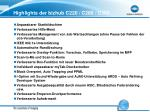 highlights der bizhub c220 c280 c360