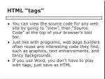 html tags38