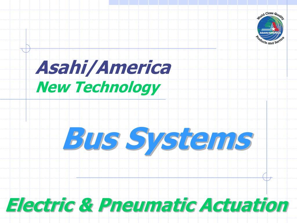 asahi america new technology l.