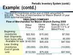 periodic inventory system contd example contd82