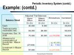 periodic inventory system contd example contd89