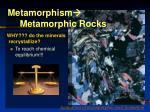 metamorphism metamorphic rocks4