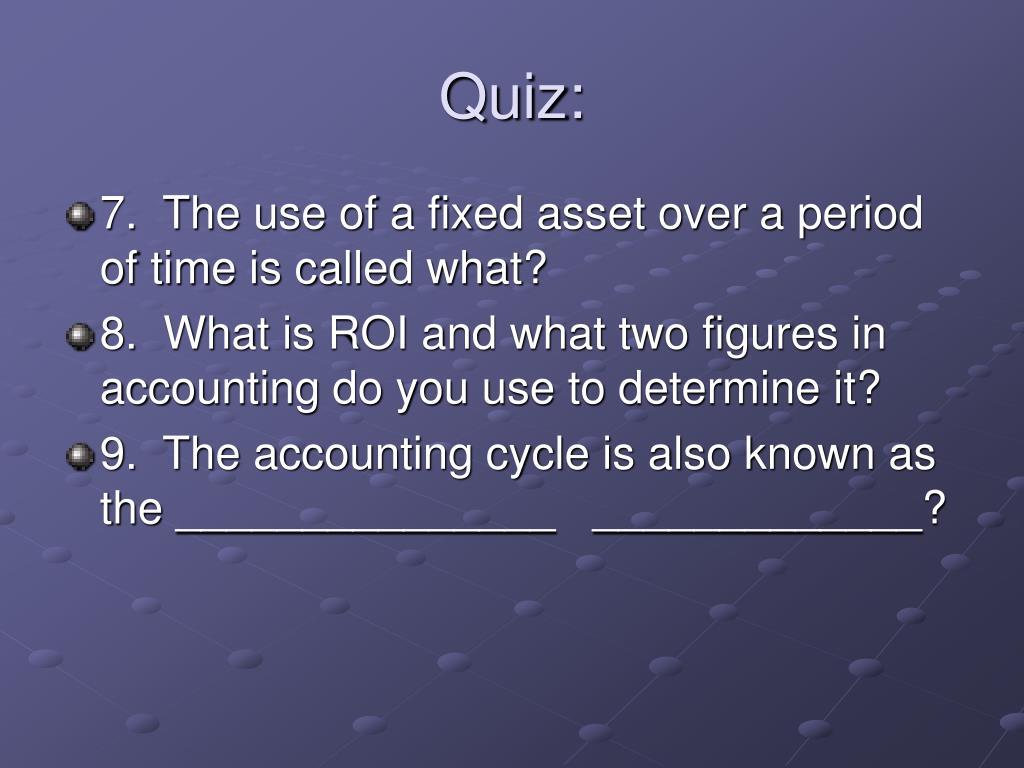 Quiz: