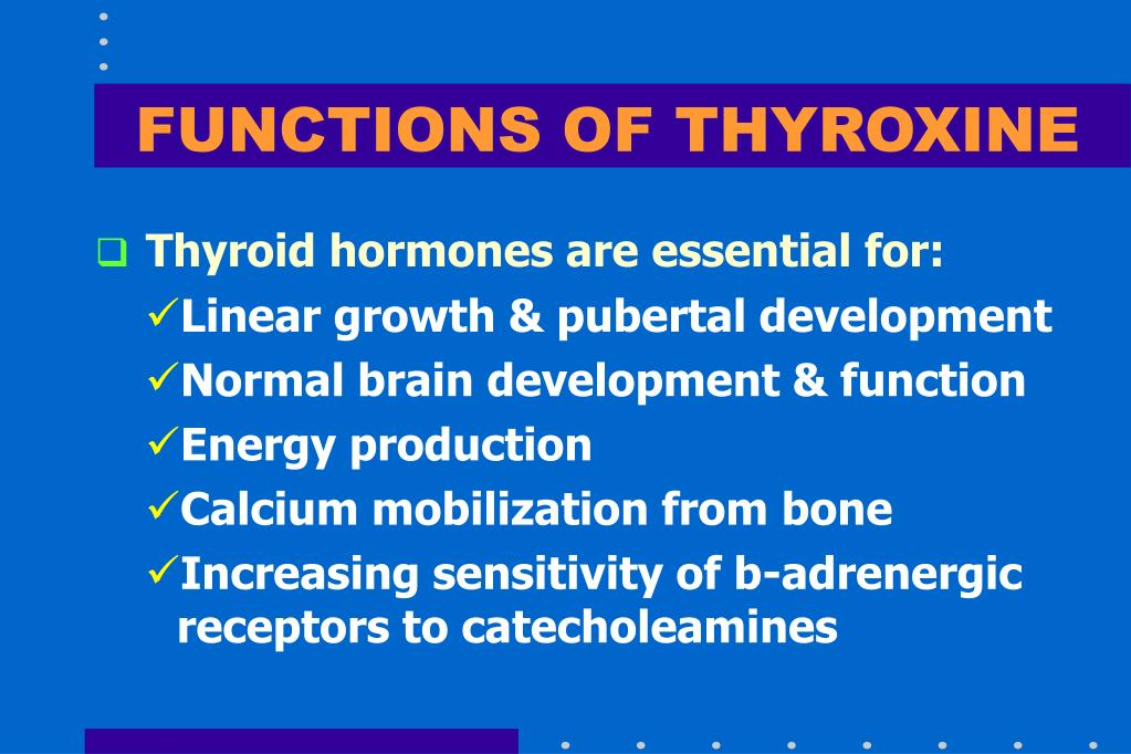 Ppt Thyroid Disorders Powerpoint Presentation Free Download