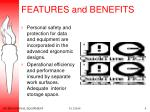 features and benefits4