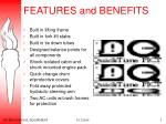 features and benefits5