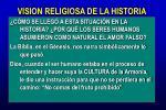 vision religiosa de la historia12
