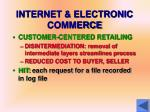 internet electronic commerce15