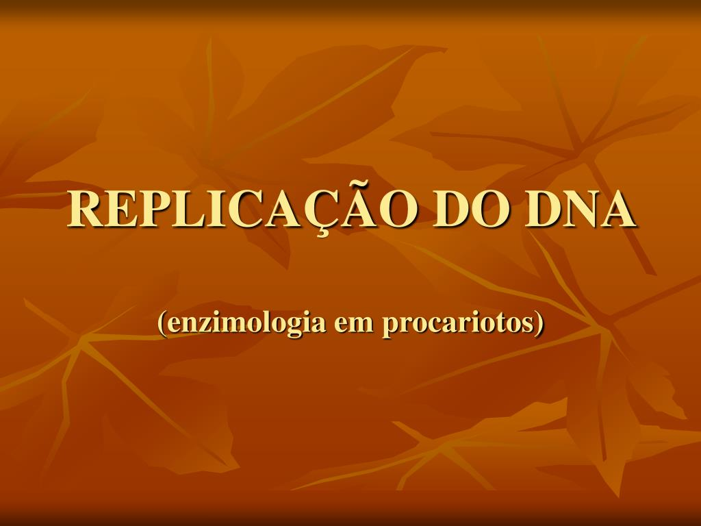 replica o do dna l.