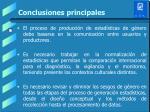 conclusiones principales35
