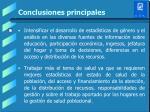 conclusiones principales37
