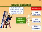 capital budgeting3
