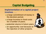 capital budgeting4
