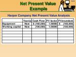 net present value example36