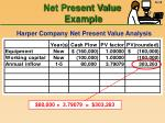 net present value example38