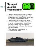 storage satellite accumulation17