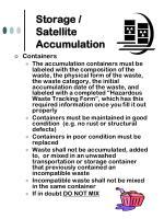 storage satellite accumulation18